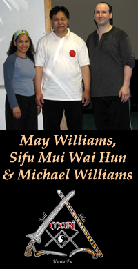 Martial Arts Research Institute ~ Pin Sun Wing Chun